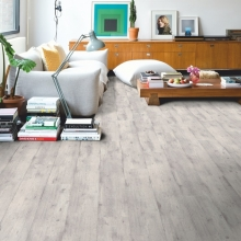 Quickstep Im1861 Concrete Wood Light Grey £21.95 m2