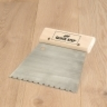 Glue Trowel For Parquet Glue £4.99