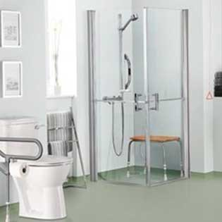 Commercial Wetroom